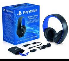 Sony 2.0 wireless headset £58.00 @ Tesco Direct