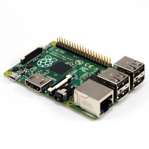 Raspberry Pi B+ Desktop (700MHz Processor, 512MB RAM, 4x USB Port) £23.90 Sold by Amazon Raspberry Pi B+ Desktop (700MHz Processor, 512MB RAM, 4x USB Port) NowView  @ Amazon
