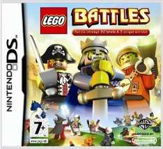 LEGO Battles (Nintendo DS) £5.86 Delivered @ Shopto