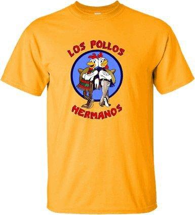 Breaking Bad Los Pollos Hermanos Small T-shirt £2.00 @ GAME