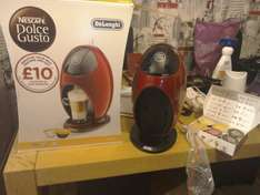 Nescafe dolce gusto red called jovia £22 instore @ Tesco