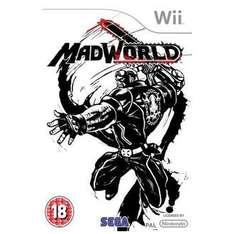 Madworld - £4.12 @ GameSeek via Rakuten (7.35% on TopCashBack)