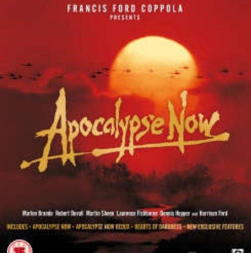 Apocalypse Now Special Edition (includes Hearts of Darkness)(DVD/Bluray) Blu-ray £9.99 @ Zavvi