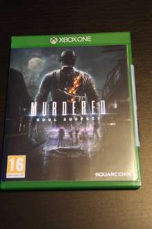 Murderd: Soul Suspect Xbox One/PS4 £9.00 at Tesco Linwood