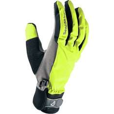 SealSkinz All Weather Cycle Gloves High-Vis @ SealSkinz £10.80 + £2.50 p&p (£14.50)