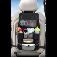 Lindam Back Seat and Pushchair Organiser  £5 from £8 @ Asda