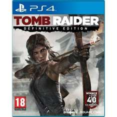 Tomb Raider Definitive Edition - £16.91 XB1/£17.40 PS4, NEW from Zoverstocks/Rakuten (with code)
