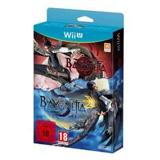 Bayonetta 2 Special Edition (Wii U) £32.39 Delivered @ 365 Games (Using Code)