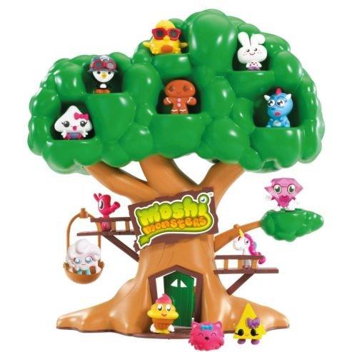 Moshi monsters moshling treehouse £2 at Tesco instore