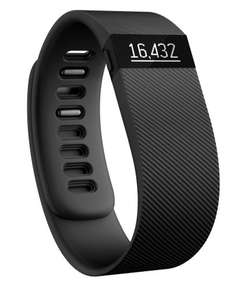 Fitbit Charge Wireless Activity Tracker & Sleep Wristband, Large, Black amazon.co.uk for £79.99 delivered