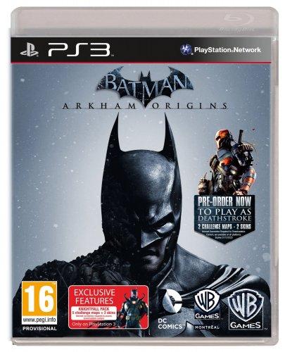 Batman Arkham Origins (Deathstroke DLC) PS3/Xbox 360 £5.85 (Using Code) @ 365 Games