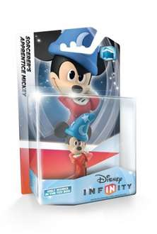 Disney Infinity 1.0 Figure Sorcerer's Apprentice Mickey (Xbox 360/PS3/Nintendo Wii/Wii U/3DS) £5 + £2.03 delivery - £7.03 @ Amazon (Free Delivery With Prime Or Orders Over £10)