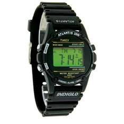 Timex Atlantis Digital Watch £12.28 @ Amazon