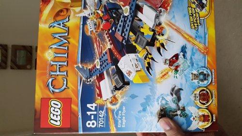 Lego Chima Eris Fire Eagle Flyer at £11.50 @ Asda RRP was £25