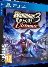 Warriors Orochi 3 Ultimate (PS4) £14.86 Delivered @ Shopto