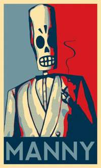 Grim Fandango Re-Mastered - PC - Preorder from GOG - £9.29