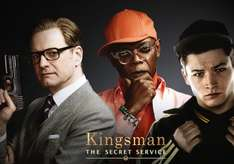 Free Cinema Tickets  -  Kingsman: The Secret Service - (More Tickets Added 14.1.15)  @ SFF