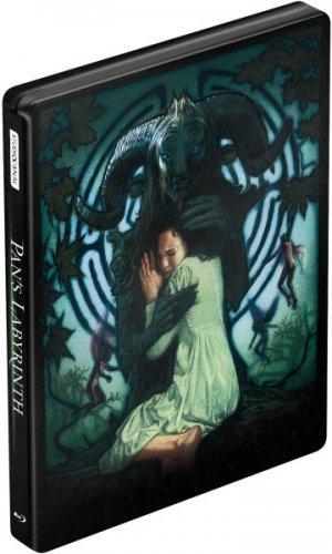 Pan's Labyrinth - Zavvi Exclusive Limited Edition Steelbook Blu-ray - £7.99