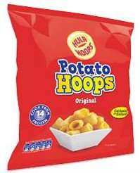Hula Hoops Original 700g Exclusive to Iceland £1.00
