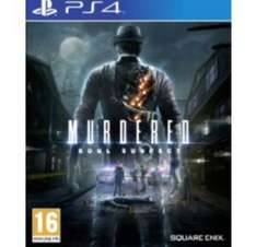 murdered soul suspect ps4 £9.00 @ Tesco Direct