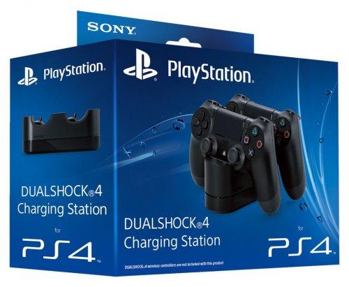 DualShock 4 Official Charging Station £19.47 plus £2 P&P @ gamestop