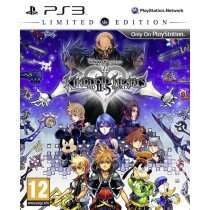 Kingdom Hearts HD 2.5 Remix - Limited Edition (PS3) £19.95 with Code @ The Game Collection via Rakuten
