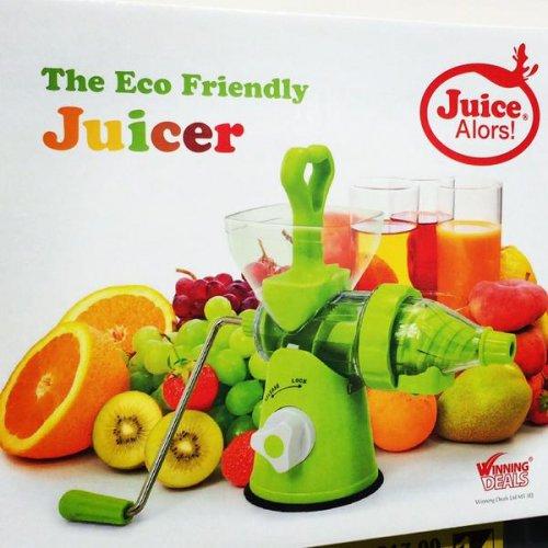 Eco Friendly Fruit Juicer £2.99 @ Home Bargains