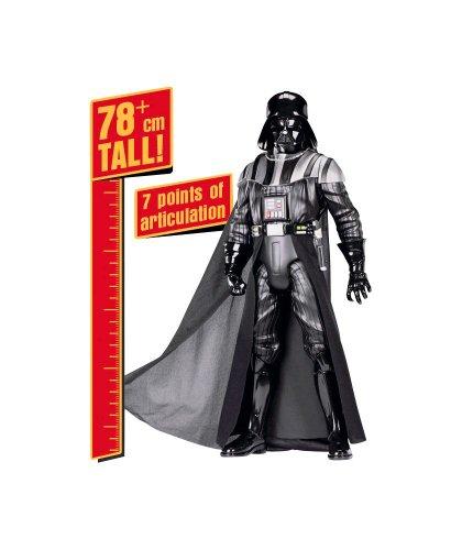 Giant 31 inch (78cm) tall Darth Vader action figure half price £14.99 Argos c&c
