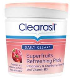 Clearasil Daily Clear Superfruits Refreshing Pads £1 @ PoundWorld RRP £4 in boots