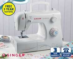Singer Sewing Machine Only £79.99 at Aldi