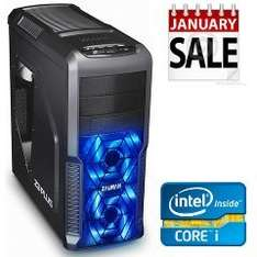 JANUARY SALE - Mesh Computers - £499 for 400W PSU, 8GB DDR3 RAM, 1TB harddrive, 1GB Nvidia GT720, Windows 8 (upgradable to 10 in following months), 4th Gen i5-4590 @ Mesh Computers, warranty isn't bad either