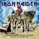 Iron Maiden - Somewhere Back In Time: The Best Of 1980-1989 CD-Wow Happy hour