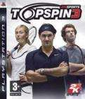 Top Spin 3 (PS3)  @ ZAVVI £24.99