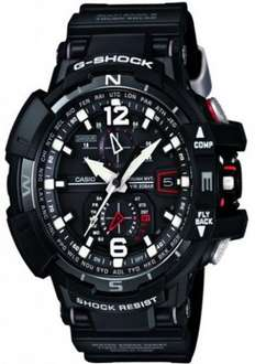 Casio G-Shock gw-a1100-1aer for £289.00 from £500 (almost 45% discount)