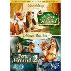 The Fox And The Hound/The Fox And The Hound 2, 2 disc dvd released 2morrow!! only £13.99 save £16!!
