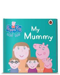 Peppa Pig, My Mummy personalised book was £14.99 now £10 free delivery with code! @ Penwizard