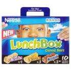 Nestle Lunchbox Cereal Bars - Cheerios/Honey Nut Cheerios/Nesquik - £1.19