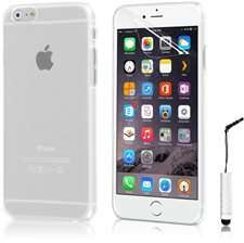 """Ultra Thin Crystal Clear Transparent Hard Case Cover For Apple iPhone 6 (4.7"""") £1.74 delivered at Gizzmo Heaven!"""