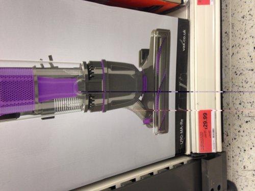 Vax U90-MA-Re Air Reach Bagless Upright Vacuum £29.99 @ Sainsburys instore
