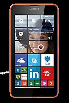 Microsoft LUMIA 640 - unlocked £79.99 at CPW on Pay as you Upgrade on Vodafone/O2 and Virgin + 1Tb of cloud storage and Office 365 worth £59.99 free for a year