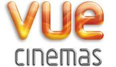 2 x Adult VUE CinemaTickets for £5.79 every tuesday