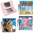 Pink nintendo ds lite with 3 games £106.60 (with 18% 0ff voucher) + P+P at Bargain Crazy