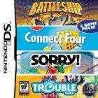 4 Game Fun Pack - Battleships/Connect Four/Sorry/Trouble DS Game £10.99 Delivered @ 365 Games