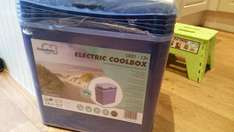 electric coolbox 12v £20 @ Asda in store