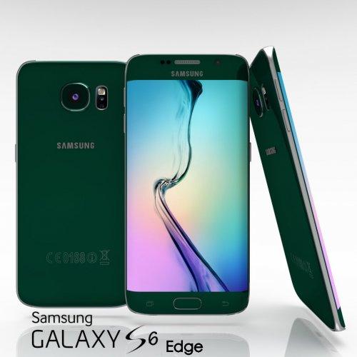 Samsung Galaxy S6 Edge in rare Emerald Green Unlocked 64GB, delvd from UK £649.95 @ kappsa.com