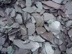Blue slate chippings 3 large bags for £9 at Asda instore