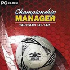 Championship Manager 01/02 Free Download Including All Updates (April 2015)