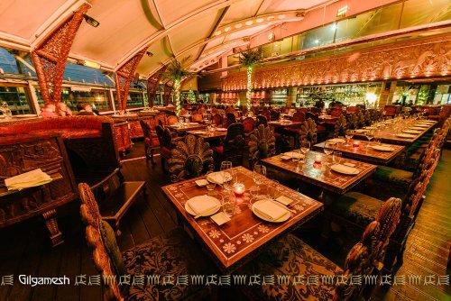 Gilgamesh: Three-Course Pan-Asian Dining Experience - £24.50 @ Groupon