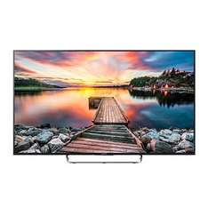 """Sony 75"""" 3D LED TV with NFC & Android TV Black - KDL75W855CBU £2186 @ Thurgo"""