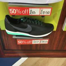 50% off lowest marked price £14.25 at intersport Colton Leeds